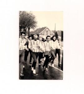 1983 25 km Quer durch Weißensee