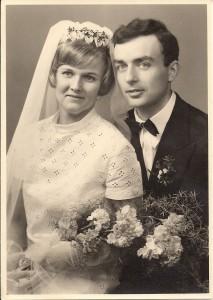 Lebenslauf 1969 Hochzeit