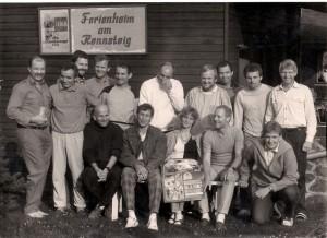 klein Rennsteig 1987