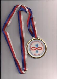 kleinKarlovy Vary Medaille