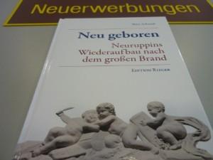 Buchlesung Buch NeuerwerbungP1020577