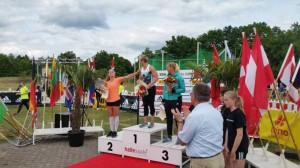 Halli Speer Frauen Siegerehung