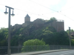 Werfertage klein Burg758