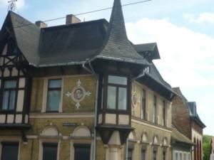 Werfertage klein Gebäude 755