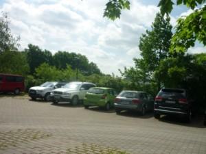 Werfertage klein Parkplatz763
