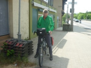 Werfertage klein Radfahrer762