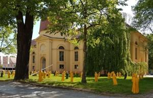 Fontane vor Pfarrkirche WroschIMG-20160531-WA0004