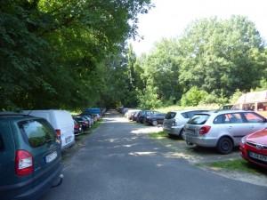 Tria groß 276 Parkplatz
