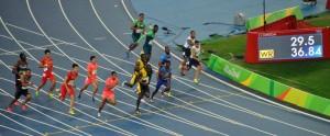 Bolt übernimmt Staffelstab