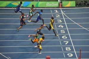 Bolt Finale fünf