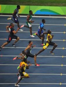 Bolt Finale vier
