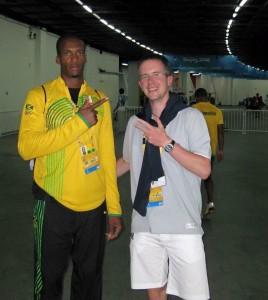 Bolt und Tim Oliver Kalle