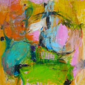 Haag neunundzwanzig Surprise Acryl 80x80