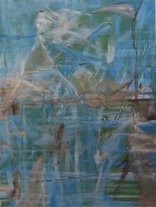 Haag sechsundzanzig Blick in die Glaskugel Acryl 60x80