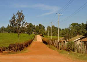 Eldoret fünf