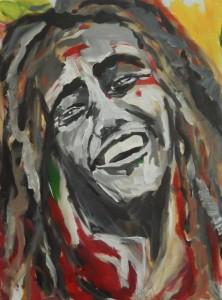 Hammer dreiundzwanzig Bob Marley
