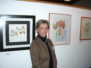Möllmann vier Porträt 3 Werke
