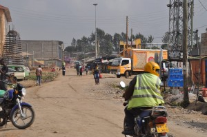Nairobi dreiundzwanzig