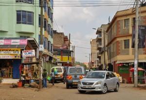 Nairobi siebenundzwanzig