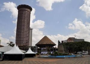 Nairobi vierunddreißig