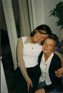 Peter 77 Ulrike und Petra eins
