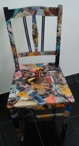 Sailer eins Stuhl