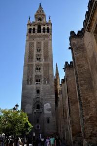 Sevilla sechszehn