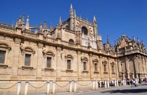 Sevilla vierunddreißig