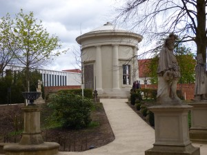 Tempelgarten fünfzehn
