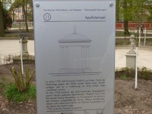 Tempelgarten zehn