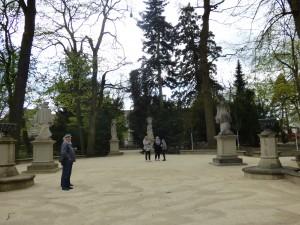 Tempelgarten zwanzig