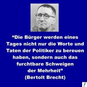 Manfred Dechert Brecht und Spruch