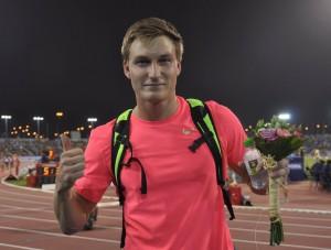 Thomas Röhler Doha Rekord Brockmann