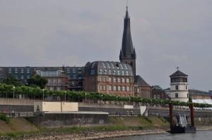 Düsseldorf einunddreißig