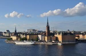 Stockholm 2017 sieben