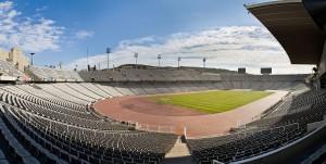 Barcelona Olympiastadion