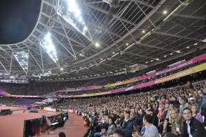 London Olaf fünf Stadion