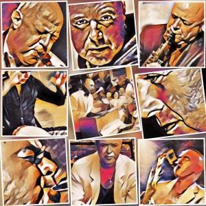 Kurt einundzwanzig Porträt gemalt