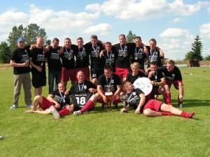 Ronny Ostwald Fußballmannschaft