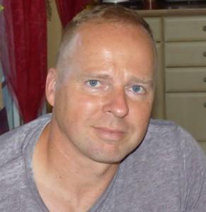 Ronny Ostwald Porträt sieben