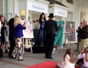 Grafe acht Vogue Galerie