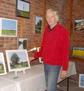 Werner Eix Porträt vier