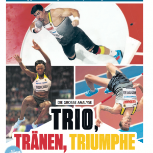 Leichtathletik Magazin Birmingham