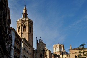 Valencia fünf