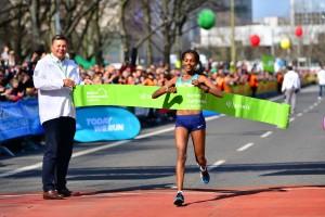 Berliner Halbmarathon 2018 Kejeta