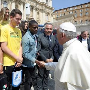 Papst drei
