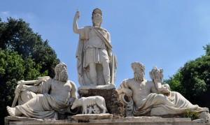 Roma vierunddreißig
