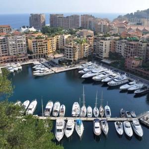 Monaco vierzig