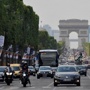 Paris dreiundvierzig
