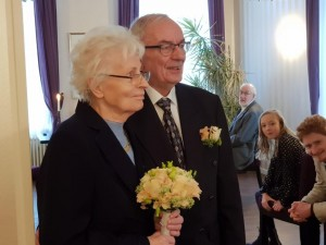 Hochzeit einhundert sechs
